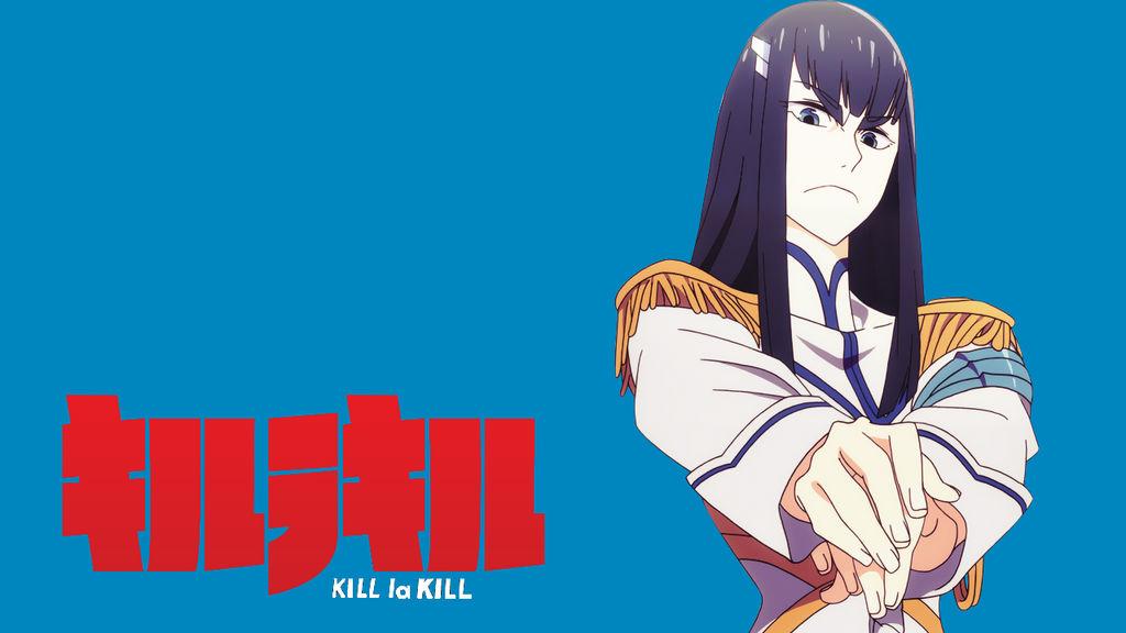 Kill la Kill Episode 4 English Dub Reaction by GKageKnight
