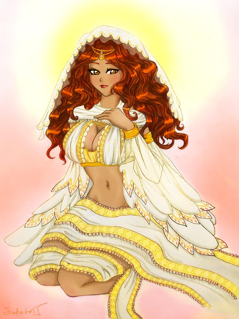 Gwynevere Princess by Salenta