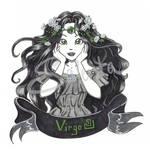 Virgo by TomatoLacoon
