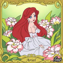 Princess Ariel by TomatoLacoon