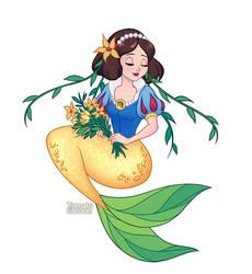 Virgo mermaid