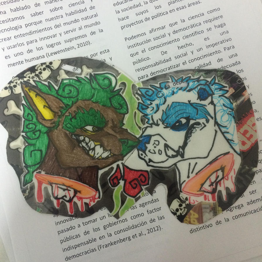 Foo foolish dogos by BaltinaBlackS