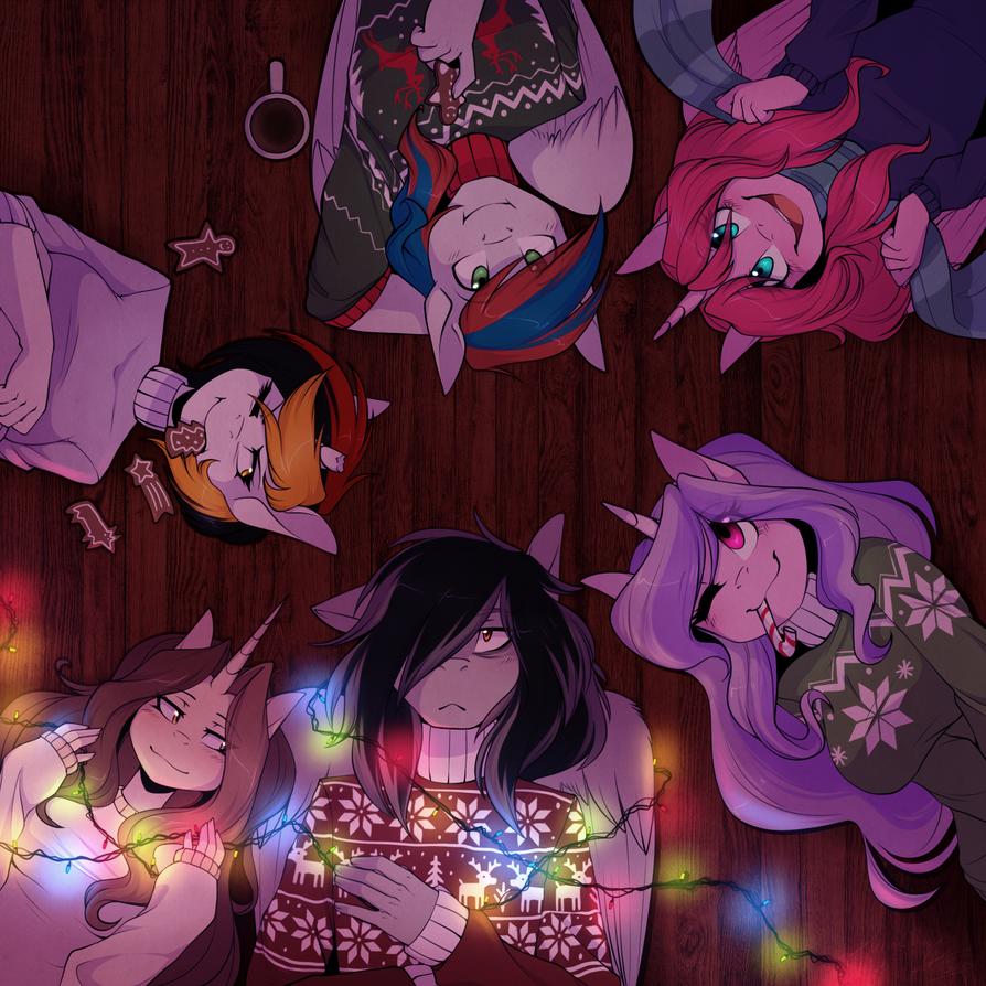 Merry Christmas by HarmoniousRain