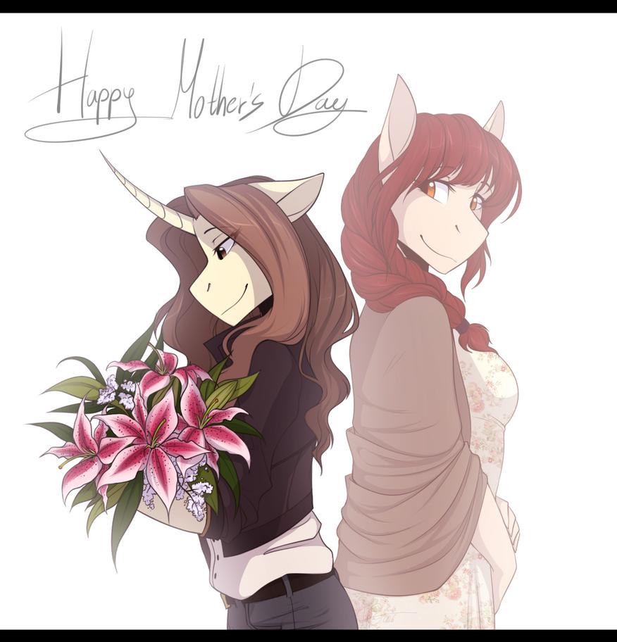 Lilies were her favourite by HarmoniousRain