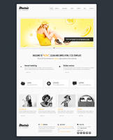 METRIC - Premium HTML Template by OrangeIdea