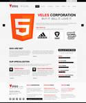 VELES - Premium HTML Template