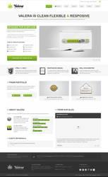 VALERA - Responsive HTML Template by OrangeIdea