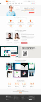 Splendor - Premium Corporate / eCommerce WP Theme
