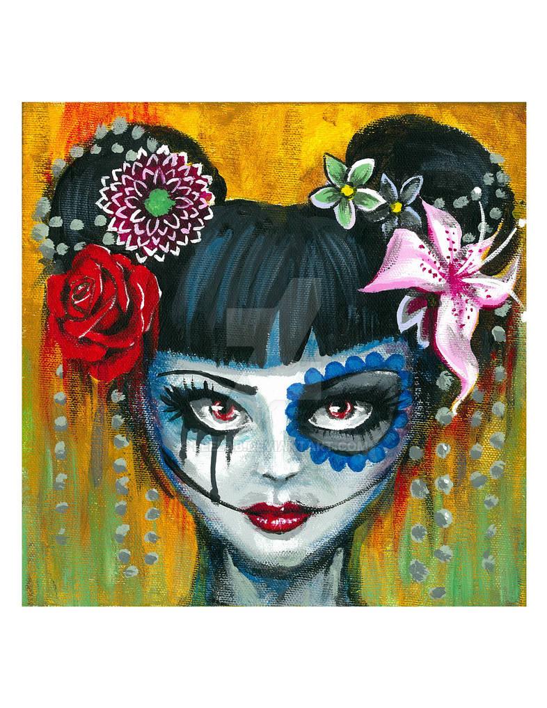 Mortos Geisha