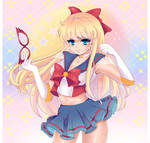 Sailor V by AngelicFoXus