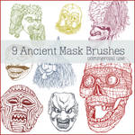 Ancient Mask Brushes