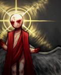 Gabriel v2 ( The Binding of Isaac: Rebirth )