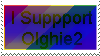 I Support Olghie2 by agentbananayum