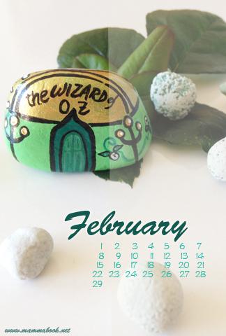 Desktop calendar February16 324480