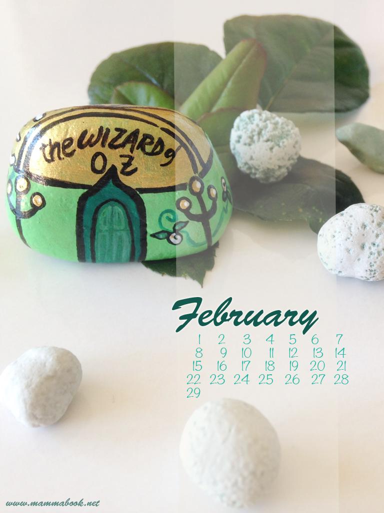Desktop calendar February16 7681024