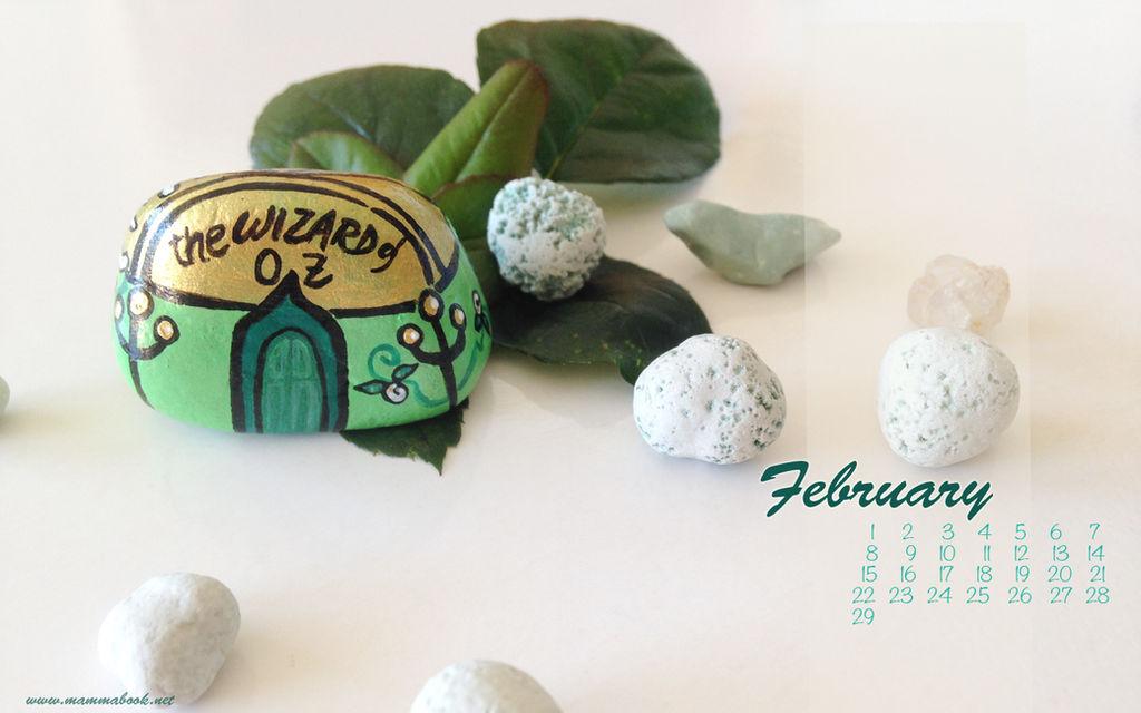 Desktop calendar February16 1440900