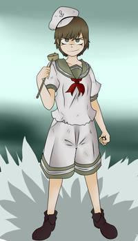 Murasa [Touhou Drawing]