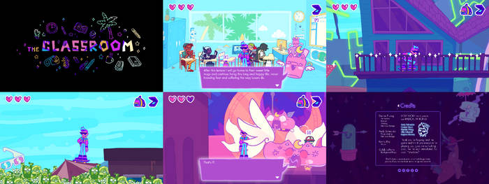 Cool Kid Cody: Totally Unreal Screens 2 by GreenMangos