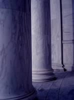 Pillars at Dusk by MoonstruckStock