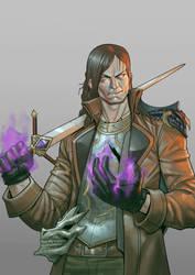 Warrior ( Atreyu Studio Commission)