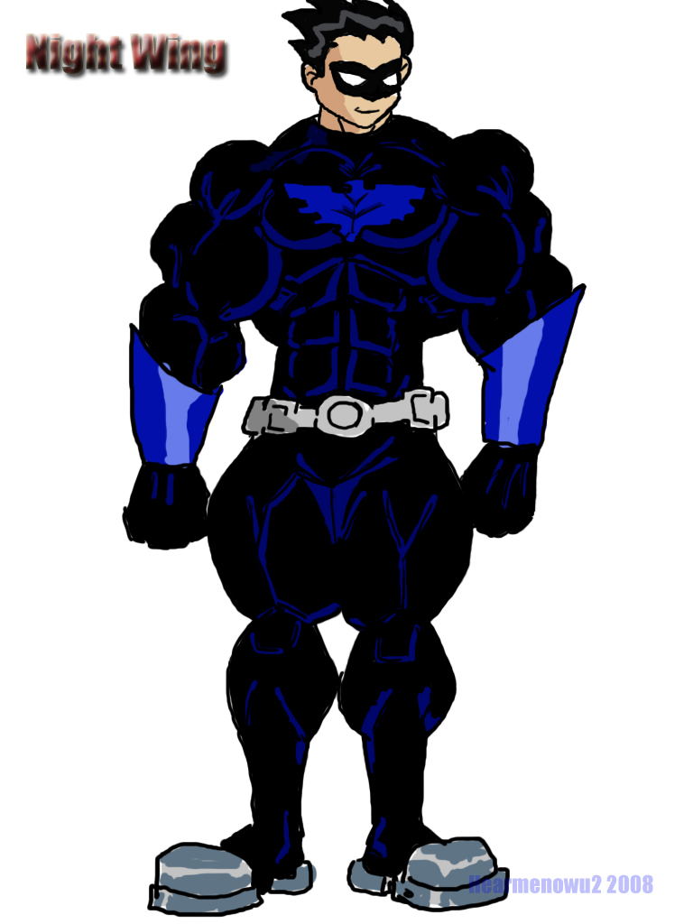 Batgirl X Nightwing - YouTube