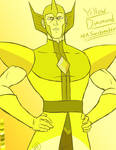 Yellow Diamond-Sunstreaker
