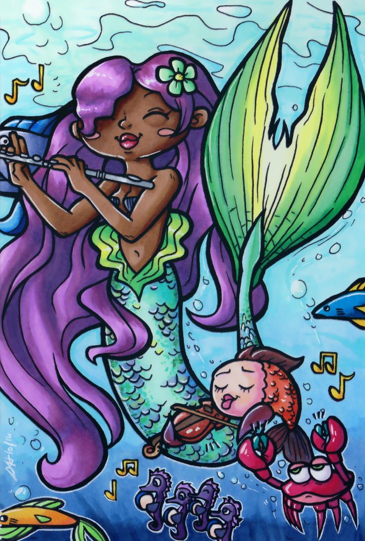 The Splash Band! by FishStickMystic