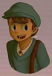 Luke Triton! by FishStickMystic