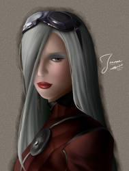 Jeanne by FishStickMystic