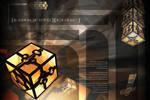 Tangrels Cube Evil