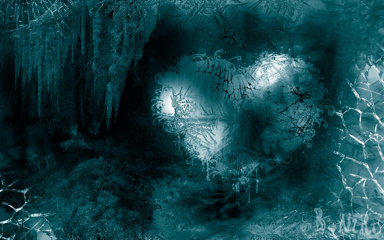 Ice Heart By Robin Huzell