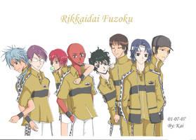 RikkaiDai Fuzoku by Kai-Natsuyou
