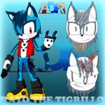 [Sonic Series] Rayo by AndyKurosaki98