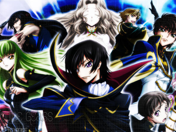 Code Geass - R2 by Reironie17