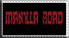 Manilla Road stamp by Kokkirunningdoctor