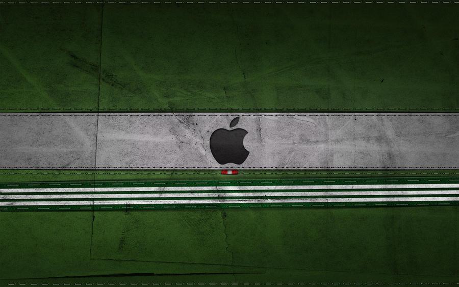 Green Mac2 by izaabi