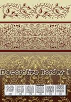 Decorative Border-I by designersbrush