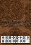 Decorative ornamental motif