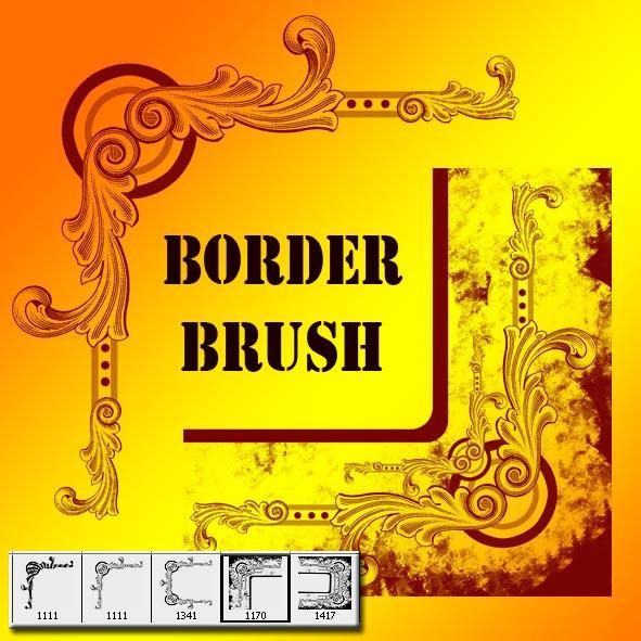 Border Brush by designersbrush