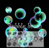 Bubble brush by designersbrush