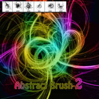 Abstract Brush-2 by designersbrush