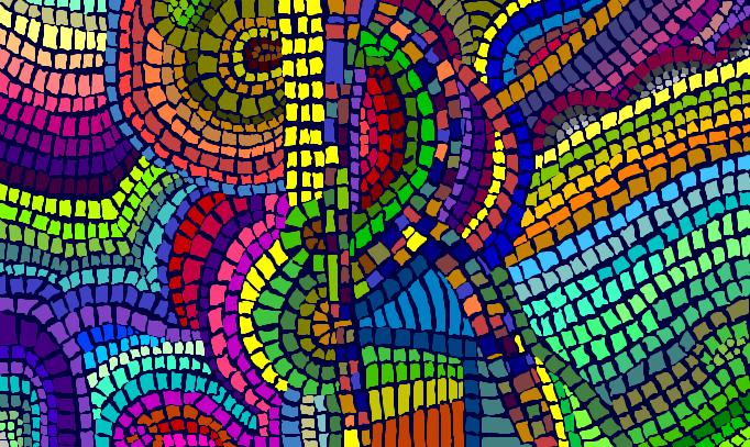 Mosaic by al2086