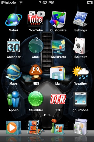 Itouch Ultimate by masterschwag