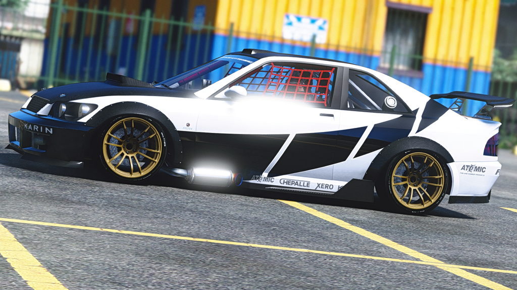 Sultan RS by masterschwag