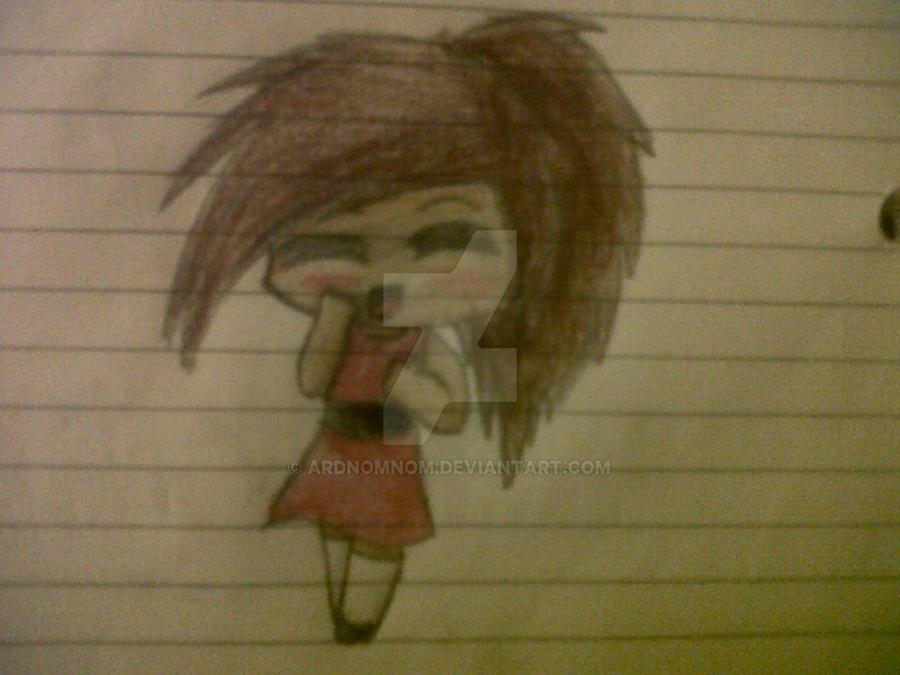 Gift: Kelyna by Samandra-Chan