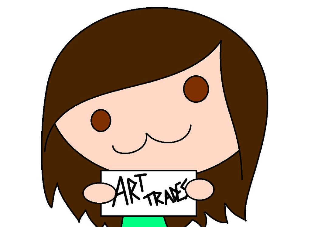 ART TRADES? by Samandra-Chan