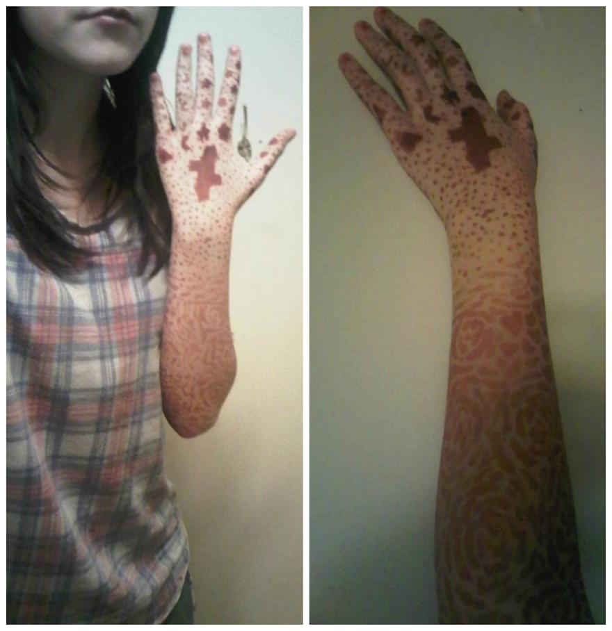 Henna by Samandra-Chan