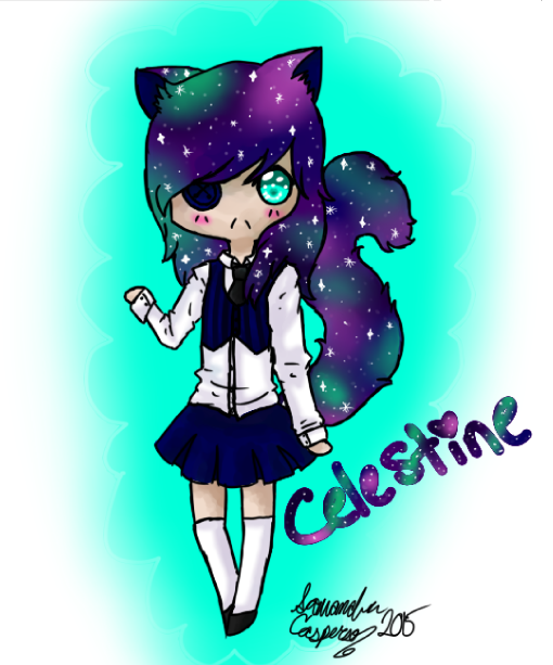 Celestine by Samandra-Chan