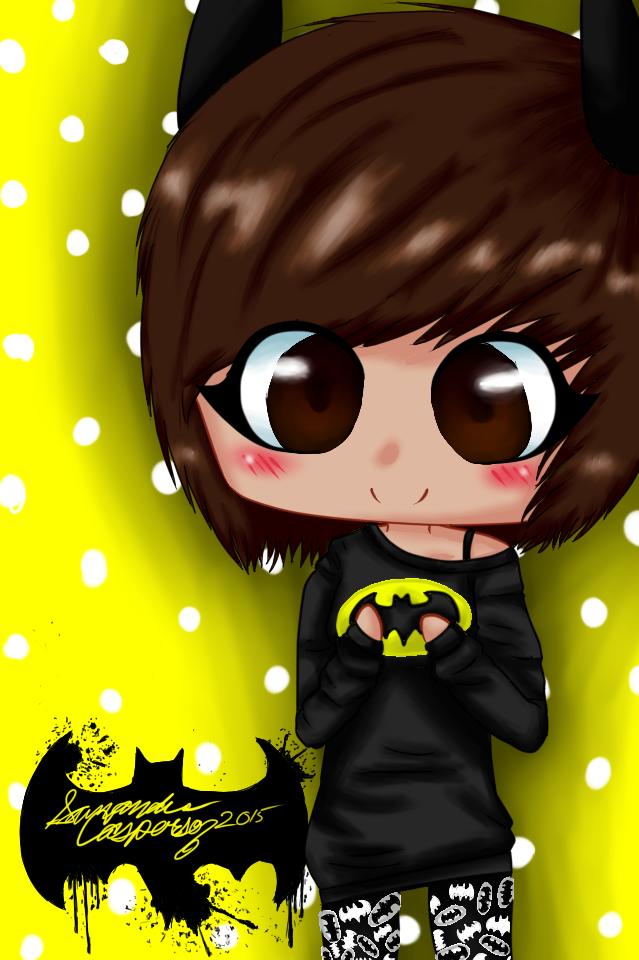 Mein Batman Outfit by Samandra-Chan