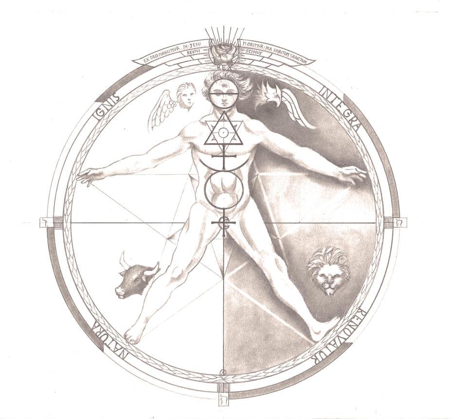 Homo Alchemicus by Rikox